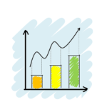 Excel VBA セルに簡易グラフを作成する